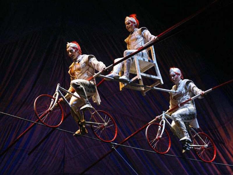 Empower Works Cirque de Soleil