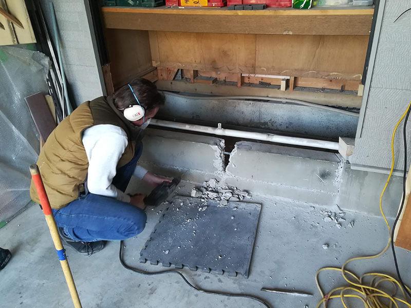Garage Extension